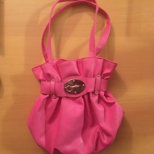 Pink Claire's Purse